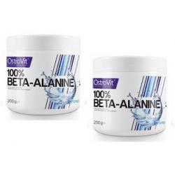 Beta-Alanine 200g + 1 UNIDADE DE OFERTA
