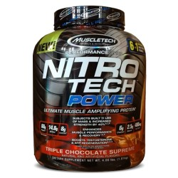 Nitro-Tech Power Performance Series 1814g