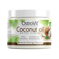Coconut Oil Extra Virgem 400g