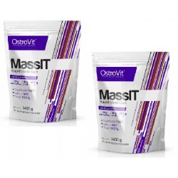 Mass IT 1000g + 1 UNIDADE OFERTA