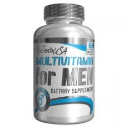 Multivitamin For Men 60caps