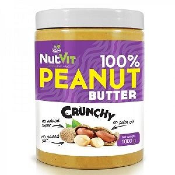 Ostrovit 100% Manteiga de Amendoim 1000g