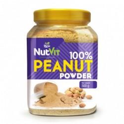 100% Amendoim em Pó 500g