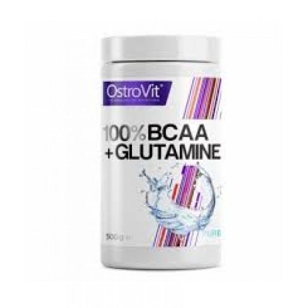 BCAA + Glutamine 500g
