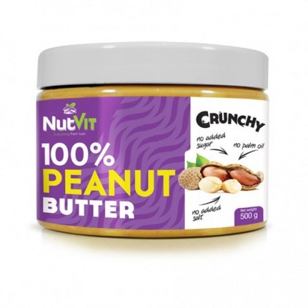 100% Manteiga de Amendoim 500g