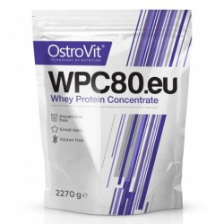 WPC80 Whey Protein Concentrate 2270g