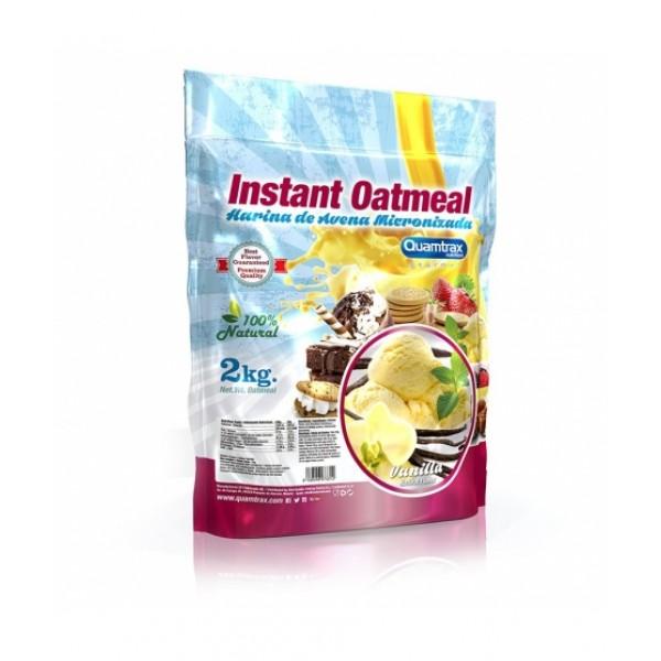 Instant Oatmeal 2000g Baunilha