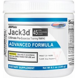 Jack3d Advanced 248g